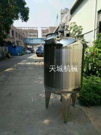 青海厂家直销立式304不锈钢食品储罐天城机械
