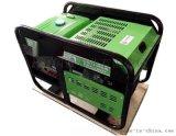 管道專用汽油發電機10KW靜音發電機