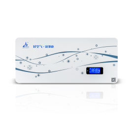 利安达Y800豪华壁挂式空气净化消毒机
