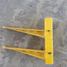 玻璃钢复合材料电缆支架 重量轻耐腐蚀加工方便厂家