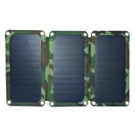 21W太阳能充电板 便携式可折叠 应急手机充电