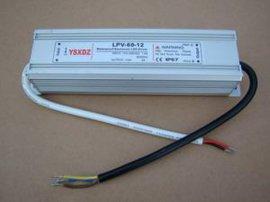12v60w LED防水电源(YSX-LPV-60)