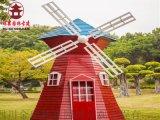 貴州景觀風車水車廠家,荷蘭風車瑞森定制廠家
