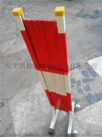 管式组合伸缩围栏A玻璃钢伸缩围栏直销厂家