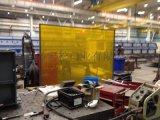 电焊光防护隔断 焊接保护屏 焊接弧光软板