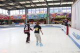 冰雪校园仿真冰溜冰板,可移动仿真冰溜冰板租售一体