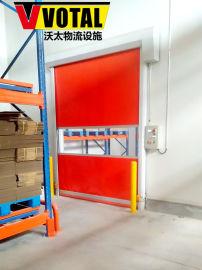 常州当地工业PVC快速卷帘门厂商
