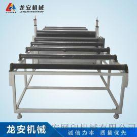 LA180全自动玻璃覆膜机 大型钢板有机板贴膜机