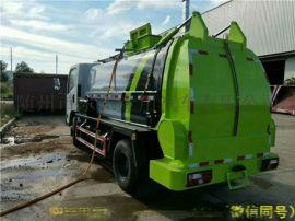 8吨餐厨垃圾车售价-8立方垃圾运输车报价