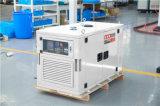 全自动35千瓦在使用静音柴油发电机