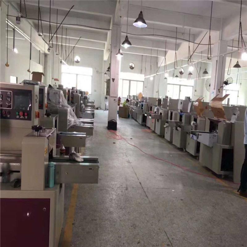 海绵刷包装机 清洁钢丝球枕式包装机械 厂家供应厨卫用品包装设备