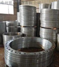 板式平焊法兰 平板法兰 法兰盘 标准GB/T9119-2010 规格DN15-DN2000 沧州乾启大量库存供应