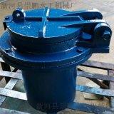 dn1200圓形玻璃鋼拍門,優質圓形水庫鑄鐵拍門
