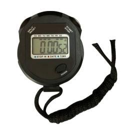 厂家供应外贸新款多功能塑胶数字式秒表计时器