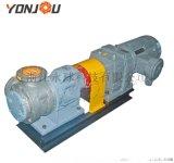 NYP不鏽鋼高粘度凸輪轉子泵