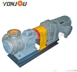 NYP不锈钢高粘度凸轮转子泵