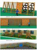 南寧幼兒園戶外體能訓練組合 攀爬網籠 滑梯鞦韆蹦牀