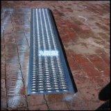 304不鏽鋼防滑板,建築用鱷魚嘴防滑板 鋁踏板
