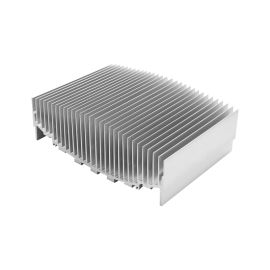 佛山高密齿铝型材散热器定制开模厂家