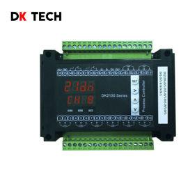 DK21DN独立八路导轨安装信号采集控制模块
