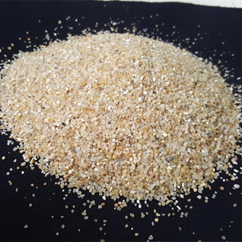 滤料石英砂价格_水处理石英砂专用_重庆荣顺厂家。
