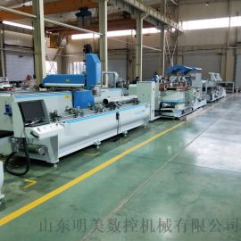 铝型材四轴加工中心铝型材加工中心