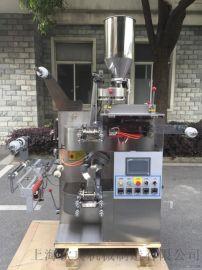 龙井2019新茶叶全自动挂线挂标袋泡茶包装机