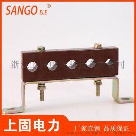 預分支電纜 四孔電纜夾具 防渦流夾具 SJ-01