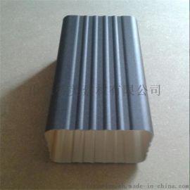 铝合金雨水管80*100山东蒂美厂家供应