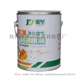 甘肃干粉乳胶漆经销代理-雅坚干粉乳胶漆多少钱一桶