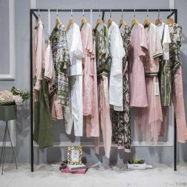 公主半身裙温州女装尾货批发市场在哪里折扣女装 上海服装仓尾货