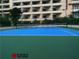 室内外网球场建设厂家,网球场建设