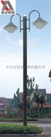 园林小区户外庭院灯厂家直销,中山信安照明生产