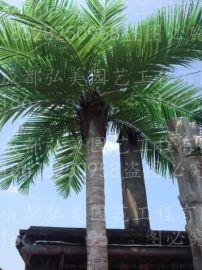 重庆假椰子树 重庆仿真棕榈树 重庆万州仿真棕榈椰子树 重庆假椰树生产批发