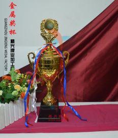 年会奖杯定制 员工奖杯 年度会议纪念奖杯 新年会议奖牌