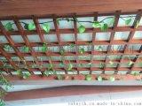 鋁格柵吊頂工藝