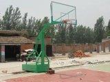 博樂市中小學移動籃球架 井岡山市凹箱仿液壓籃球架