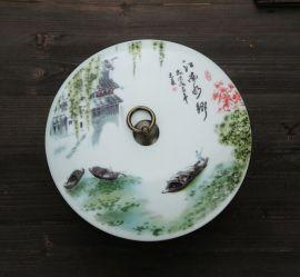 陶瓷茶葉罐 陶瓷球磨罐 陶瓷艾灸罐