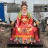 道教神像十二老母指的是谁?河南十二老母佛像厂家