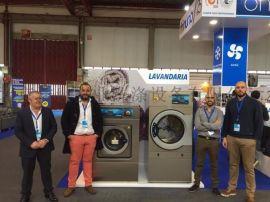 法国多瑙河18公斤全自动高速洗脱机
