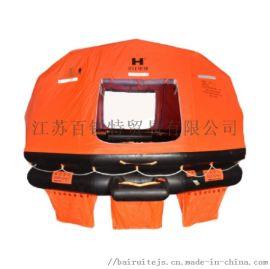 HYF-Z100 自扶正氣脹救生筏 CCS證書