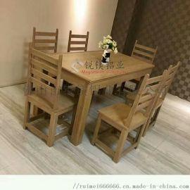 全鋁合金中式茶桌凳子桌椅客廳辦公室傢俱