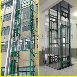 天津货梯升降机,仓库货物提升机
