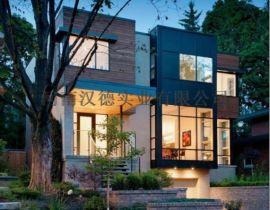 轻型钢结构房设计图纸