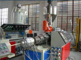 PVC塑料管材生产线(JK-G)