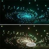 定製家庭漫天星空頂光纖燈星光頂模組照明塑料光纖燈工程