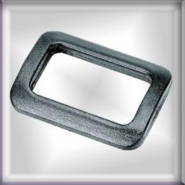 塑胶扣 / 口字扣(F005)