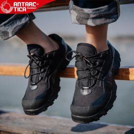户外鞋跨境低帮防水鞋徒步登山鞋男战术靴军靴春夏运动鞋防滑耐磨