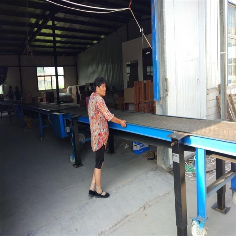 供应皮带机输送带 500胶带输送机 皮带输送机图纸