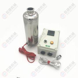 卫生级电加热呼吸器厂家 电压热恒温空气过滤器型号